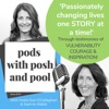 Pods with Posh and Pool artwork