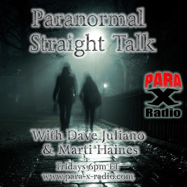 Paranormal Straight Talk Podcast