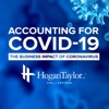 Accounting for COVID-19 artwork