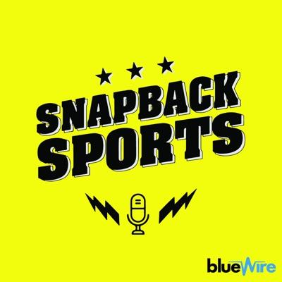 Snapback Sports: A Snapchat Sports Podcast:Blue Wire