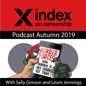 Index on Censorship magazine What the Fuck!? podcast