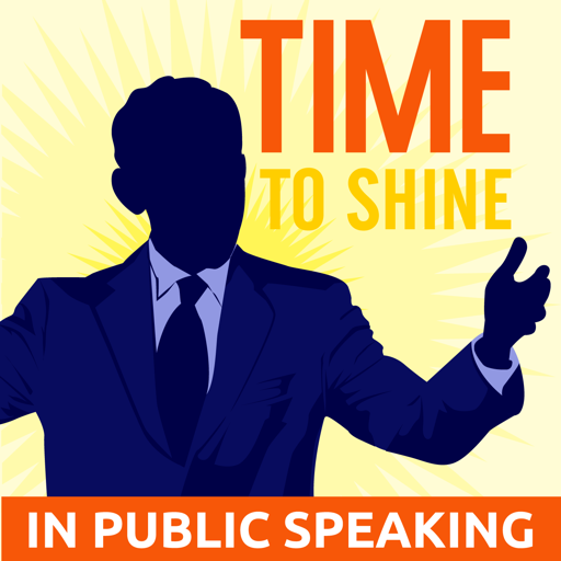 Cover image of Time to Shine Podcast : Public speaking | Communication skills | Storytelling