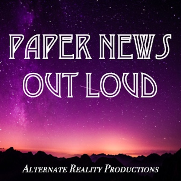 Paper News Out Loud