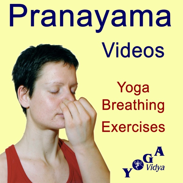 Pranayama - Breathing Exercises für new Energy - Yoga Vidya Videos