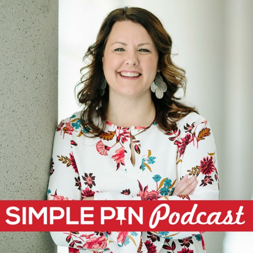 Cover image of Simple Pin Podcast: Simple ways to boost your business using Pinterest