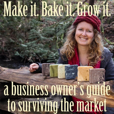 Make it Bake it Grow it: a business owner's guide to surviving the market