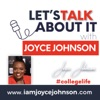 Let's Talk About it with Joyce Johnson artwork