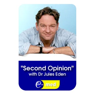 Second Opinion with Jules Eden