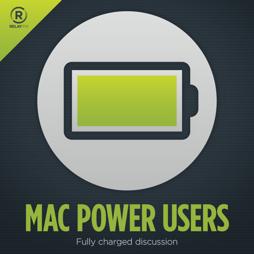 Cover image of Mac Power Users