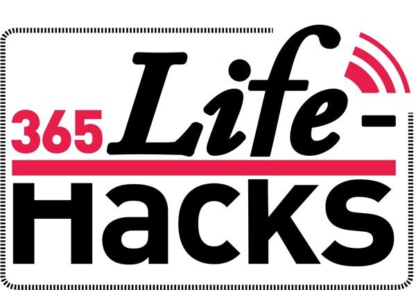 365 Life Hacks