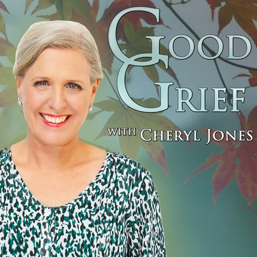 Cover image of Good Grief with Cheryl Jones