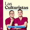 Las Culturistas with Matt Rogers and Bowen Yang artwork