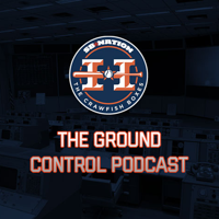 The Ground Control Podcast: A show about Astros baseball podcast