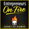 Entrepreneurs on Fire Online Business Podcast artwork