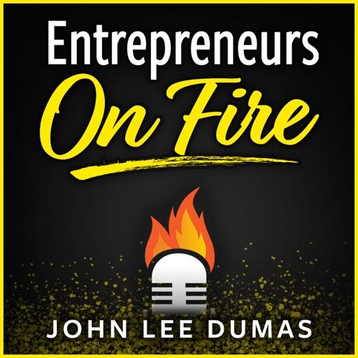 Cover image of Entrepreneurs on Fire