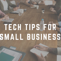 Tech Tips for Small Business podcast