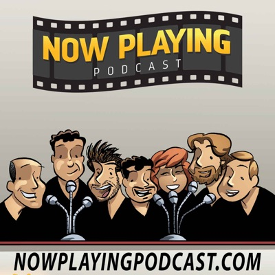 Now Playing - The Movie Review Podcast:Venganza Media, Inc.