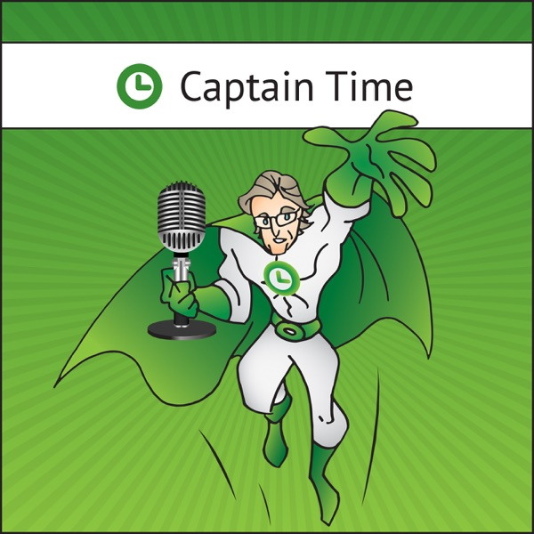 Time Management Tips from Captain Time
