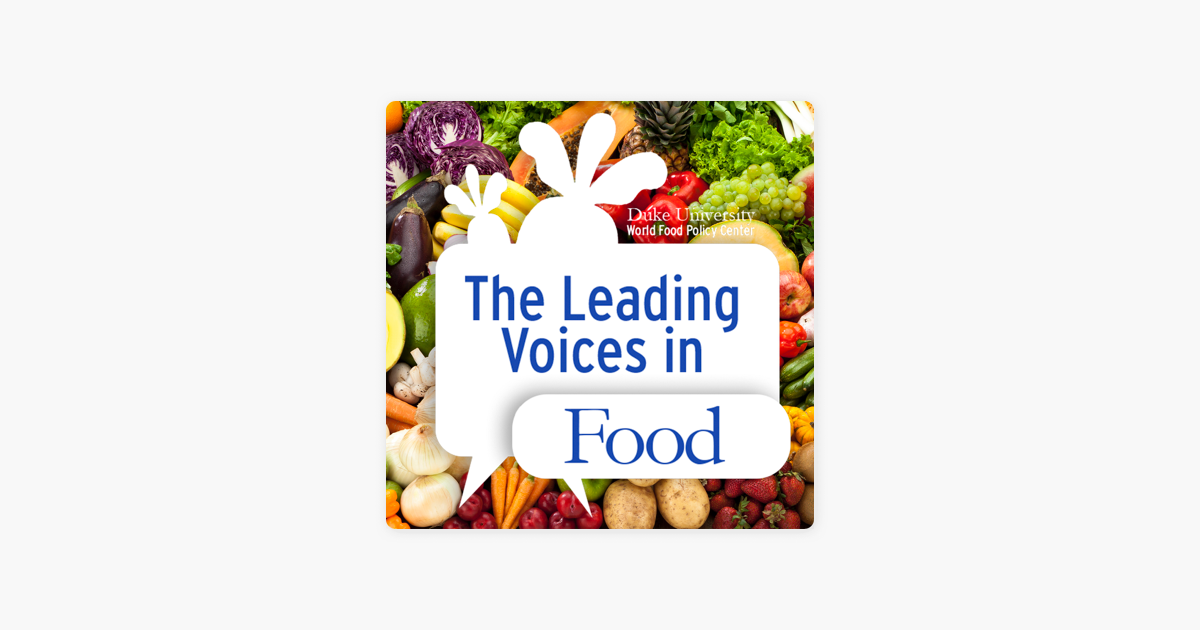 The Leading Voices in Food on Apple Podcasts
