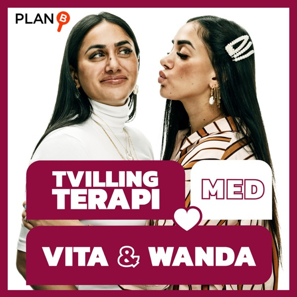 Tvillingterapi med Vita & Wanda