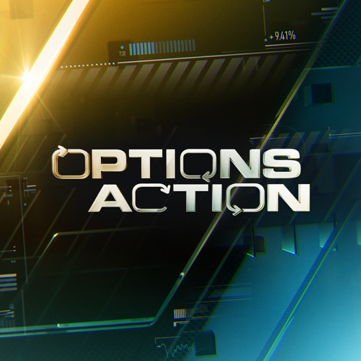"Cover image of CNBC's ""Options Action"""