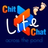 Chit Chat Across the Pond Lite artwork