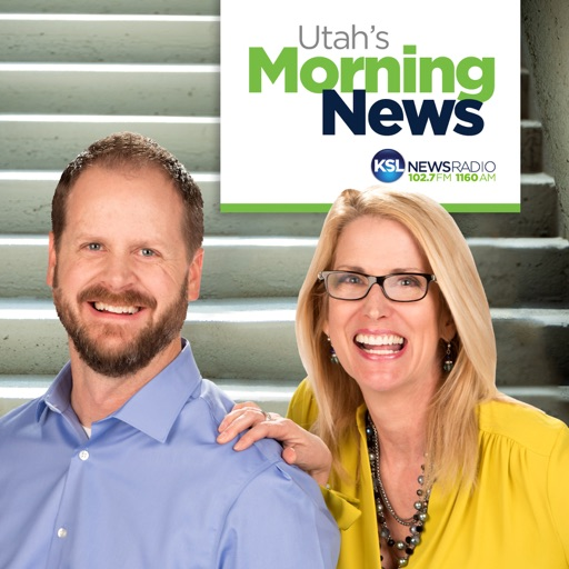 Cover image of Utah's Morning News with Brian and Amanda