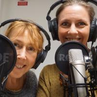 Flödet - en podd om skolbibliotek podcast