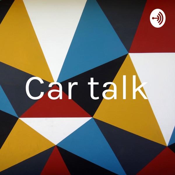 Car talk banner backdrop
