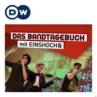 Podcast cover art for Das Bandtagebuch mit EINSHOCH6   Lass uns reden (Musikvideos)
