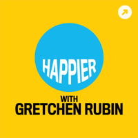 Podcast cover art for Happier with Gretchen Rubin