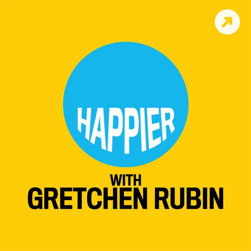 Cover image of Happier with Gretchen Rubin