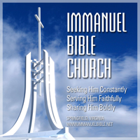 Immanuel Bible Church Audio Podcast podcast