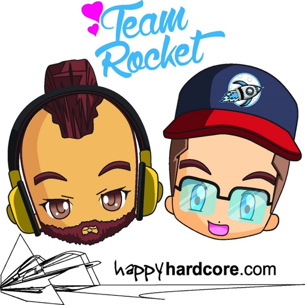 Team Rocket Happy Hardcore Show