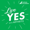 Live Yes! with Arthritis artwork