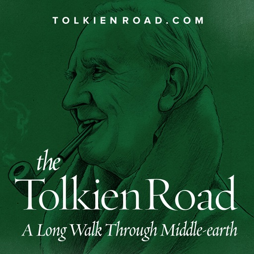 Cover image of The Tolkien Road