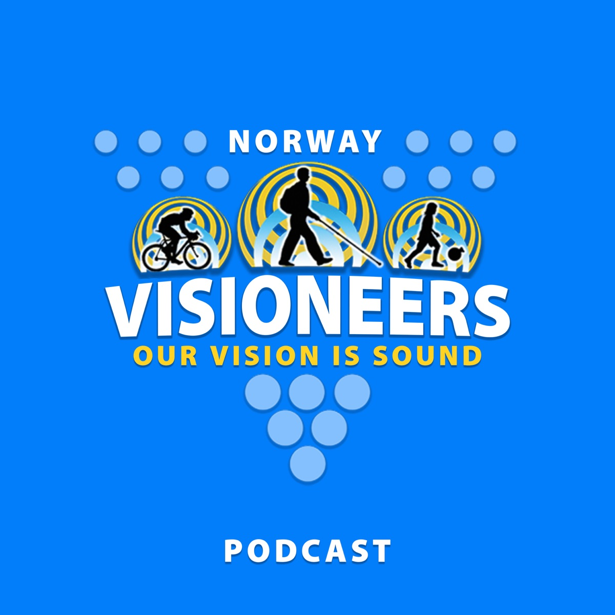 Visioneers Norways podcast