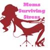 Moms Surviving Stress artwork