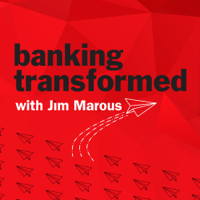 Podcast cover art of Banking Transformed with Jim Marous
