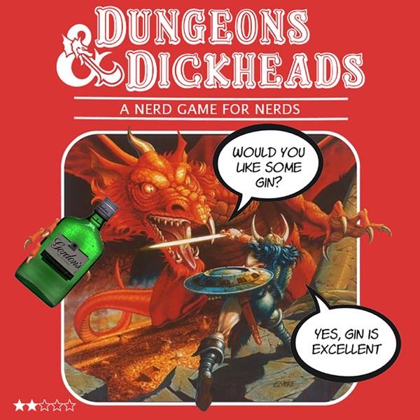 Dungeons & Dickheads