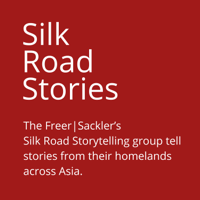 Silk Road Stories podcast