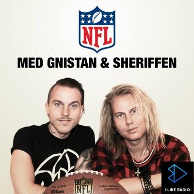 NFL - med Gnistan & Sheriffen:I LIKE RADIO