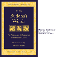ITBW - In the Buddha's Words * podcast