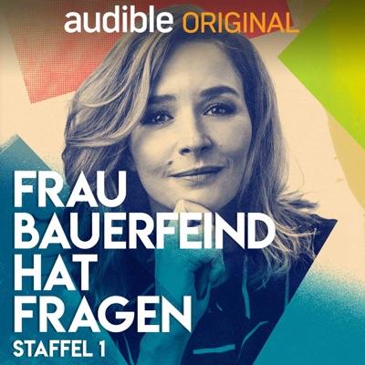 Frau Bauerfeind hat Fragen - Staffel 1:Audible Original