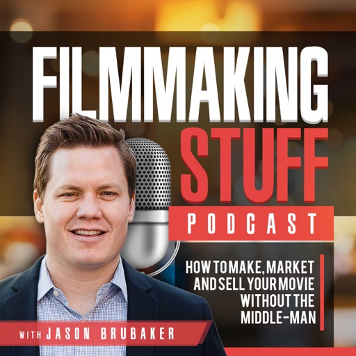 Cover image of The Filmmaking Stuff Podcast