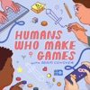 Humans Who Make Games with Adam Conover artwork