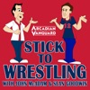 Stick To Wrestling with John McAdam artwork