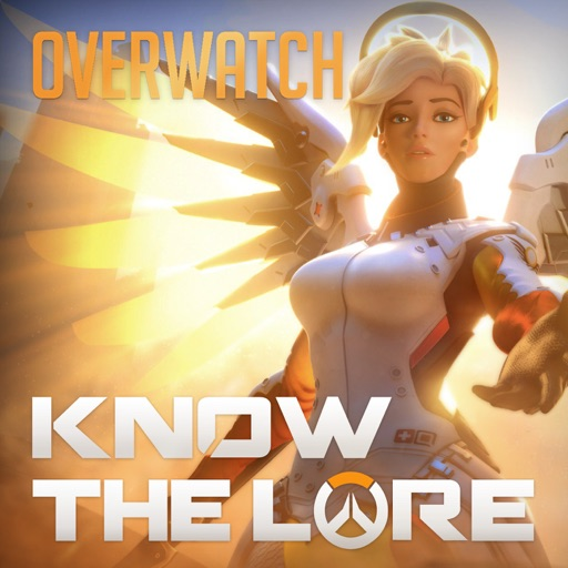Cover image of Know The Lore: Overwatch