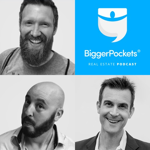 Cover image of BiggerPockets Real Estate Podcast
