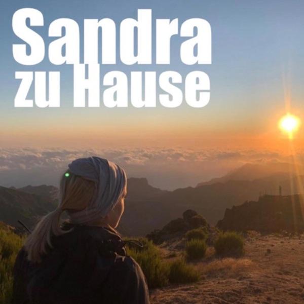 Sandra zu Hause